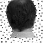 Back And Forth, estampe numérique sur papier, 183 x 85 cm, International Print Tiennial Society Krakow (SMTG), 2006