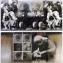 Jeunesse dorée, transferts photo sur aluminium, 100 x 90 cm, 1999