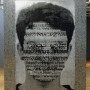 Optique- Réflexion, transferts photo et huile sur aluminium, 203 x 152 cm, 1999